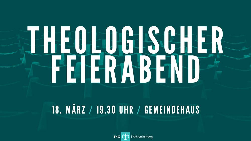 Achtung: Planänderung für 18. März
