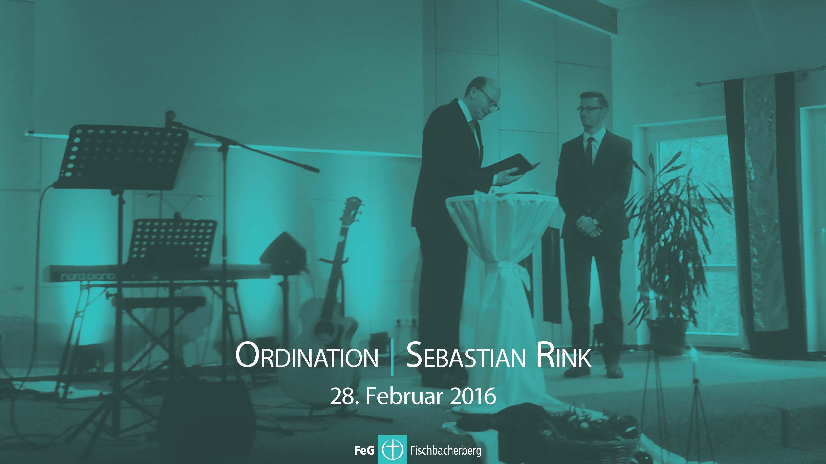 Schöne Ordinationsfeier am vergangenen Sonntag