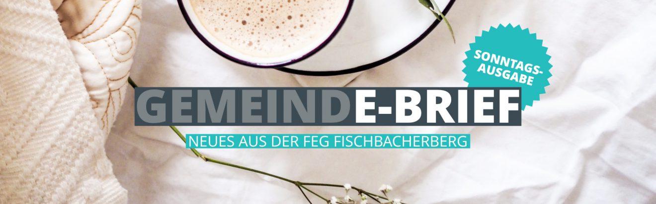 GemeindE-Brief Sonntag