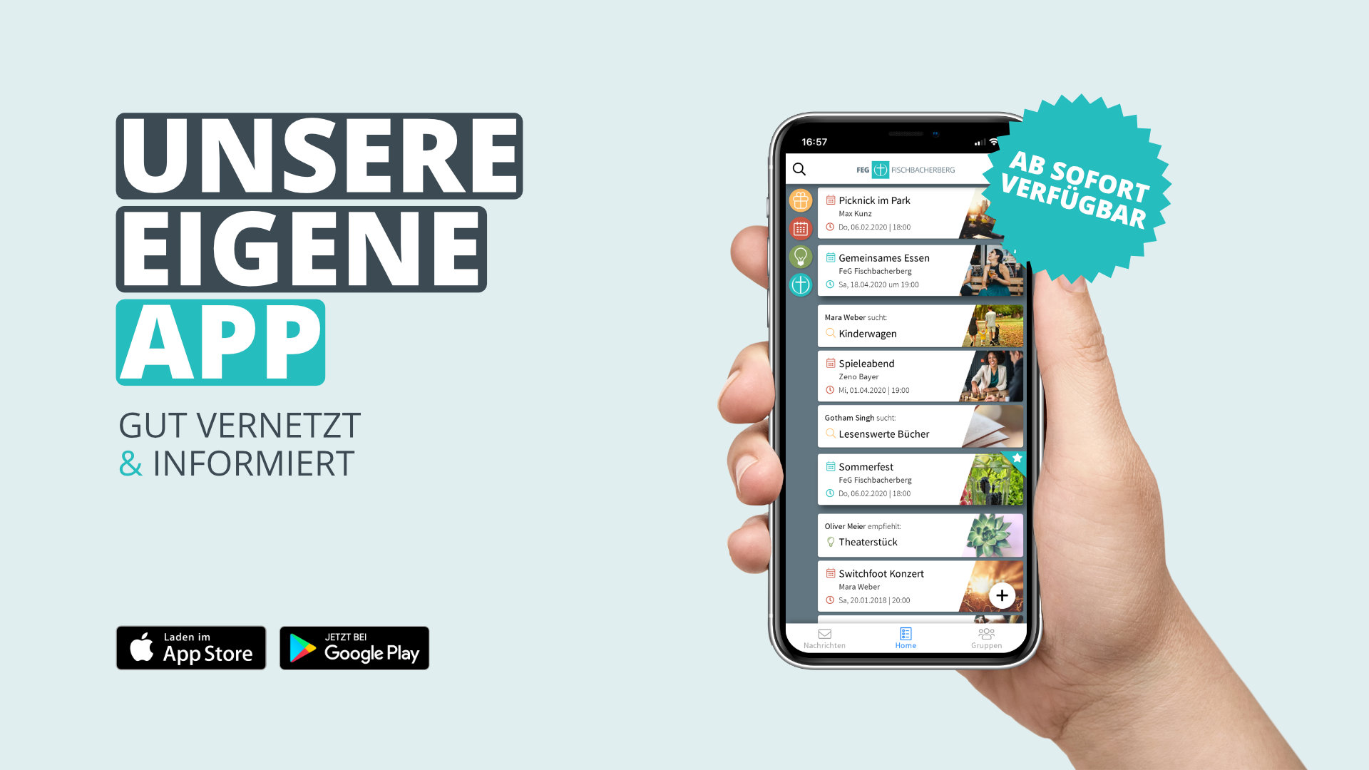 App-Werbung
